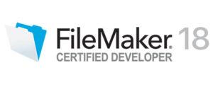 FileMaker 18 Certified Developer